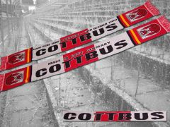 Schal 'Cottbus' Made in East Germany